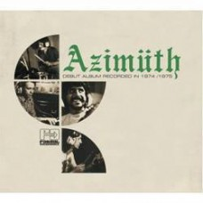 Azymuth : Azimuth (Vinyl) (World Music)