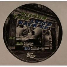 Fisk Wilson : Leith Walk Ep (Vinyl EPs) (House)