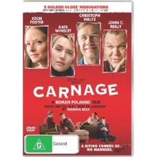 Carnage : Movie (DVD) (Movies)