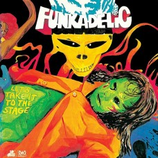 Funkadelic : Let's Take It To The Stage (CD) (Funk and Soul)