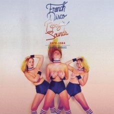 Various : French Disco Boogie Sounds (2LP) (Vinyl) (Disco)