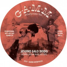 "Afshin and Kiss My Black Jazz : Jesuino Galo Doido / Make It Reggae (12 Vinyl) (Funk and Soul)"""