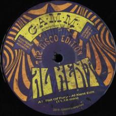 """Al Kent : Disco Edition (12 Vinyl) (Disco)"""""""