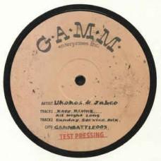 "Ukokos and Jabco : Keep Rising All Night Long (Sunday Servi (12 Vinyl) (Funk and Soul)"""