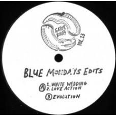 "Blue Mondays : Gator Boots Vol. 12 (12 Vinyl) (Nu Disco)"""