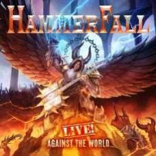 Hammerfall : Live Against The World (3LP) (Vinyl) (Heavy Metal)