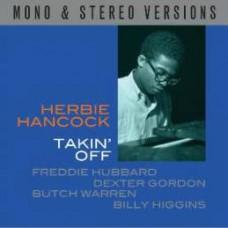 Hancock Herbie : Takin' Off (Vinyl) (Jazz)