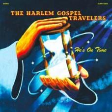 Harlem Gospel Travelers : He's On Time (CD) (Funk and Soul)