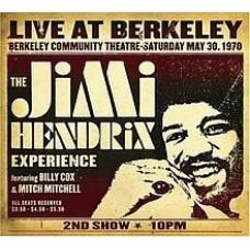 Hendrix Jimi : Live At Berkeley (CD) (General)