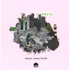 "Various Artists : Home Turf Ep (12 Vinyl) (House)"""