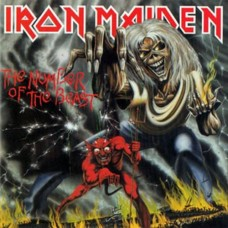 Iron Maiden : Number Of The Beast (CD) (Heavy Metal)