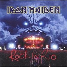 Iron Maiden : Rock In Rio (2CD) (CD) (Hard Rock)