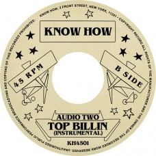 Audio Two : Top Billin' (7 Single) (Rap and Hip Hop)""