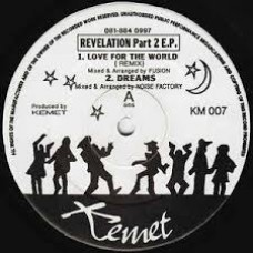 """Various Artists : Revelation Part 2 Ep (12 Vinyl) (Drum and Bass)"""""""
