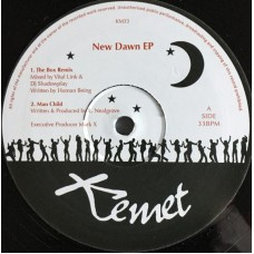 Dj Shadowplay / Vital Link : New Dawn Ep (12 Vinyl) (Drum and Bass)""
