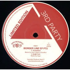 Various Artists : Border Line Ep Part 2 (12 Vinyl) (Drum and Bass)""