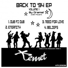 """Drama 1 : Back To '94 Vol. 1 (12 Vinyl) (Drum and Bass)"""""""