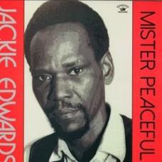 Edwards Jackie : Mr. Peaceful (Vinyl) (Reggae and Dub)