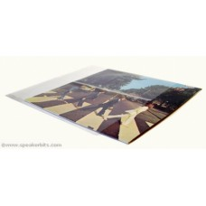 Record Outer Sleeve Thick Floppy Plastic : Record Outer Sleeve Thick (Vinyl Accessories) (Accessories)