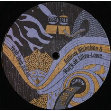 """Anthony Nicholson and Mark De Clive-Lowe : Yeah-Yeah /// Another Story (12 Vinyl) (House)"""""""