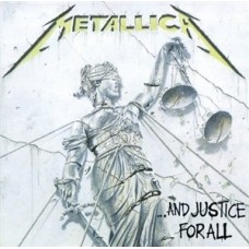 Metallica : And Justice For All (CD) (Heavy Metal)