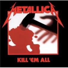 Metallica : Kill 'em All (CD) (Heavy Metal)
