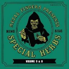 Mf Doom : Special Herbs 9 and 10 (2LP) (Vinyl) (Rap and Hip Hop)