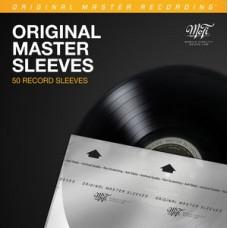 """12'' Inner Sleeves-Mobile Fidelity Ori : 12 Inner Sleeves (Vinyl Accessories) (Accessories)"""""""