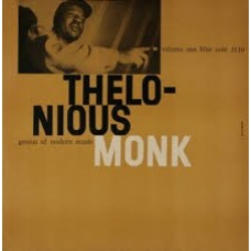Monk Thelonious : Genius Of Modern Music-Vol. 1 (Vinyl) (Jazz)
