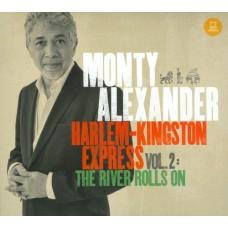 Alexander Monty : Harlem-Kingston Express 2: River Rolls O (CD) (Jazz)