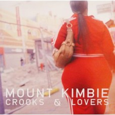 Mount Kimbie : Crooks and Lovers (2LP) (Vinyl) (Future Beats)