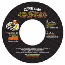 "Biosis Now // Afro Train : Bahamas Tropical Funk Vs Ivory Coast Afr (7 Single) (Funk and Soul)"""