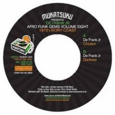"""De Frank Jr : Chicken // Dankasa (7 Single) (Funk and Soul)"""""""