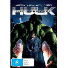 Incredible Hulk, The-(2008) : Movie (DVD) (DVD)