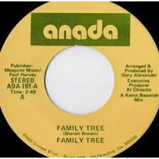 Family Tree Ft. Sharon Brown : Family Tree (7 Single) (Funk and Soul)""