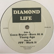Coco Bryce and Fff : PEARL09 (12 Vinyl) (Drum and Bass)""