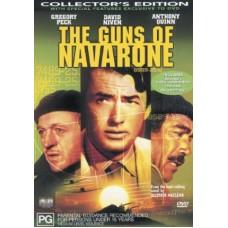 Guns Of Navarone : Movie (Bluray) (BluRay) (Movies)