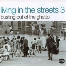 Various : Living In The Streets 3 (Vinyl) (Funk and Soul)