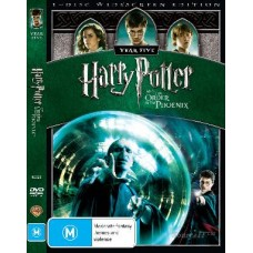Harry Potter  And The Order Of The Phoe : Movie (Blu-Ray) (BluRay) (Movies)