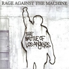 Rage Against The Machine : Battle Of Los Angeles (CD) (General)