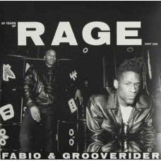 Fabio and Grooverider : 30 Years of Rage Part 1 (2lp) (Vinyl) (Drum and Bass)