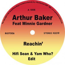 "Baker Arthur Ft Minnie Gardner : Reachin' (7 Single) (Disco)"""