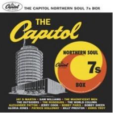 "Various : Capitol Northern Soul (7x7 / Dld) (Box Sets) (General)"""