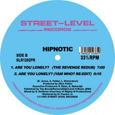 Hipnotic : Are You Lonely Remixes (12 Vinyl) (Nu Disco)""
