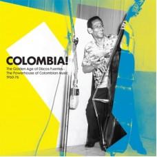 various : Columbia! 1960-1976 (2lp) (Vinyl) (Funk and Soul)