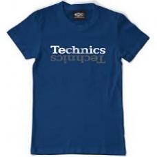 Technics Champion Edition (Navy) (L) : T-Shirt Technics (T-Shirts) (T-Shirt)