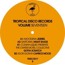 """Various Artists : Tropical Disco Records, Vol. 17 (12 Vinyl) (Nu Disco)"""""""