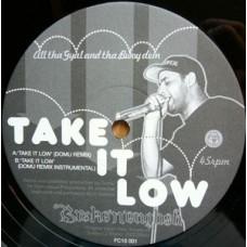 "Broke N English : Take It Low-Domu Remix (10 Vinyl) (Breakbeat)"""