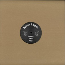 Delphonic and Kapote : Illegal Jazz Vol.1 (12 Vinyl) (Nu Disco)""