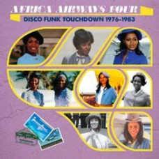 Various Artists : Africa Airways Four (Vinyl) (Funk and Soul)